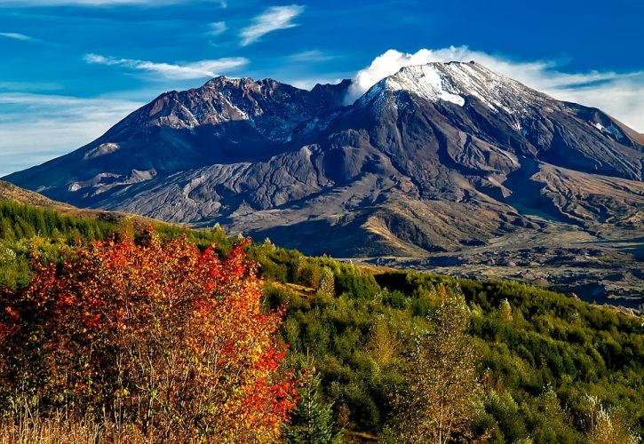 Mount St. Helens National Monument