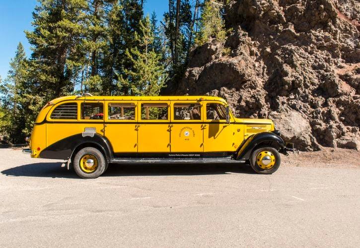 Consider a Bus/Coach Tour