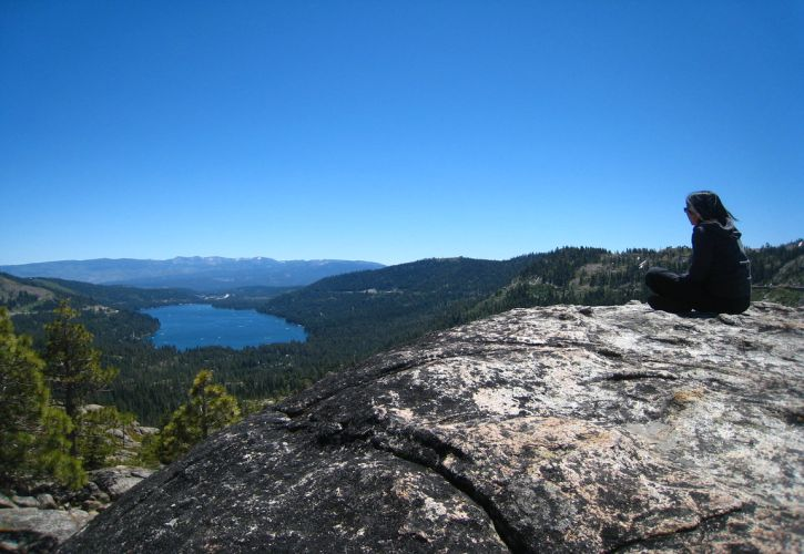 Donner Summit and Hike