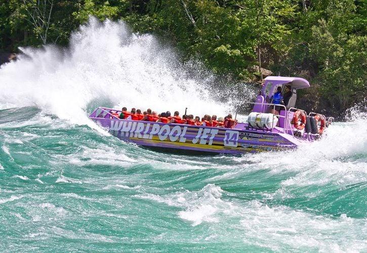 Niagara Falls Jet Boats