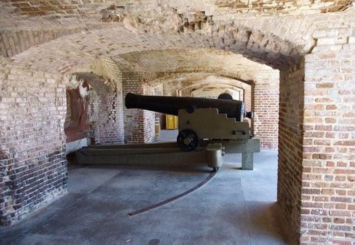 Fort Sumter National Monument (Charleston, South Carolina)