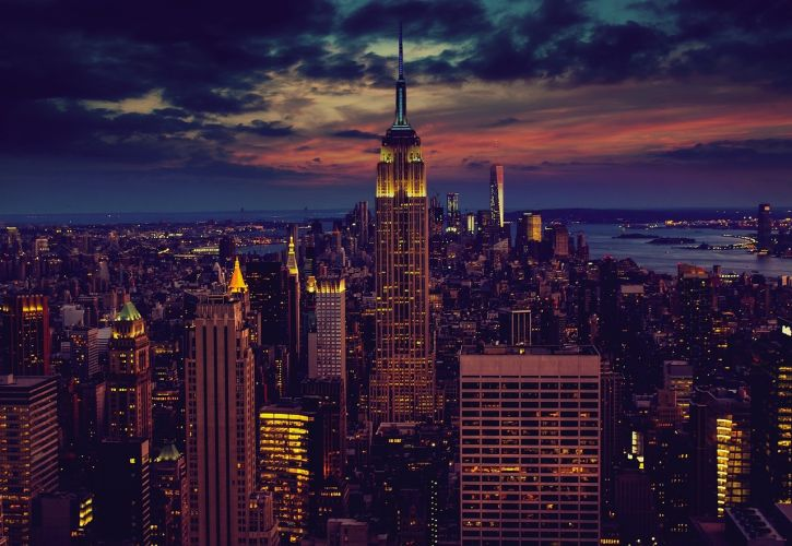 The Empire State Building (New York, New York)