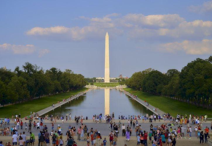 The Washington Monument (Washington D.C.)