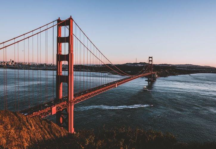 Golden Gate State Bridge (San Francisco, California)