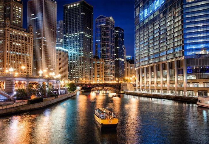 Chicago River (Chicago, Illinois)