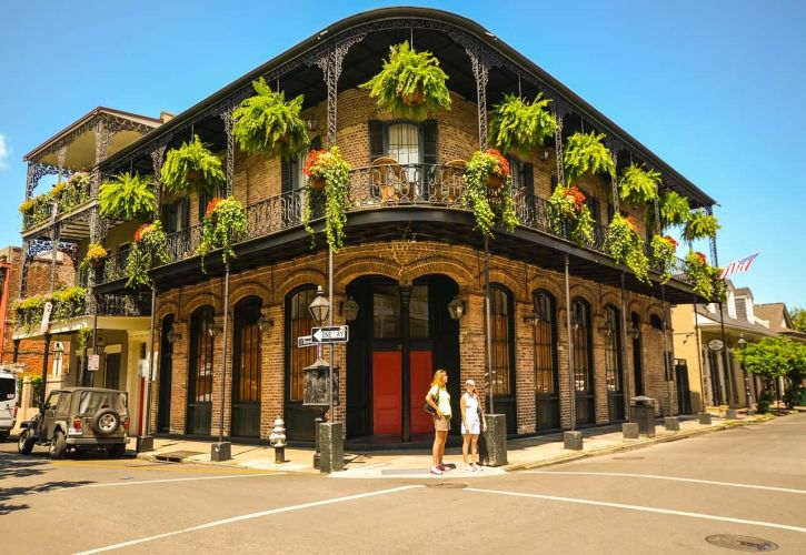 French Quarter (New Orleans, Louisiana)