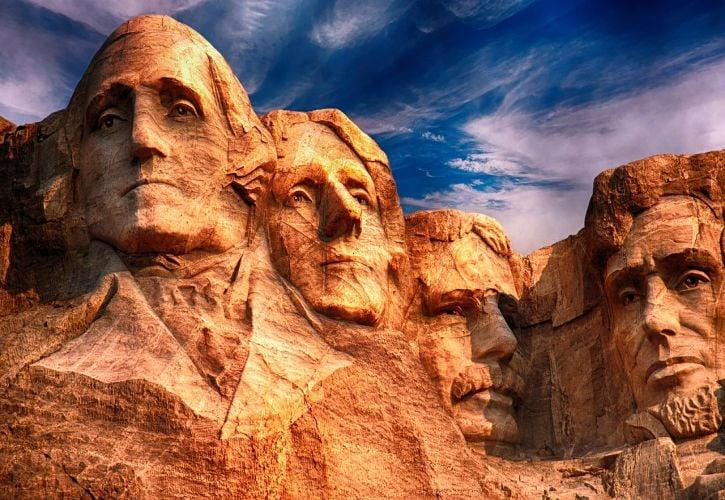 Mount Rushmore (Keystone, South Dakota)