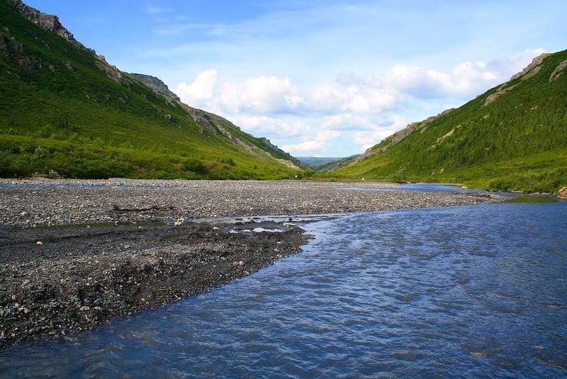 Explore the Savage River Area
