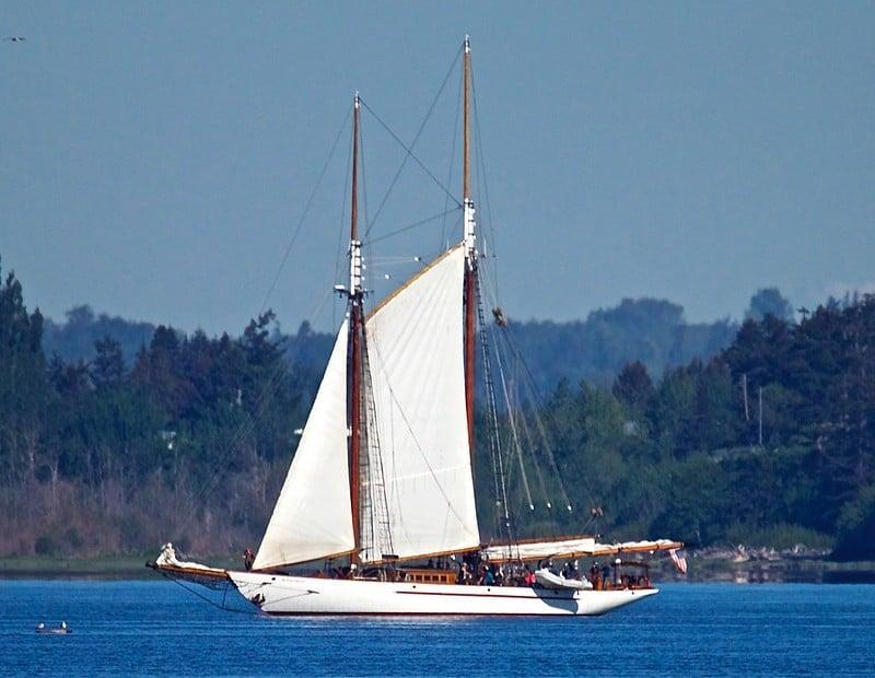 Bellingham Bay, Washington