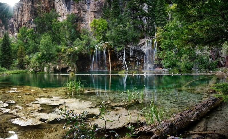 Hanging Lake, Glenwood Springs