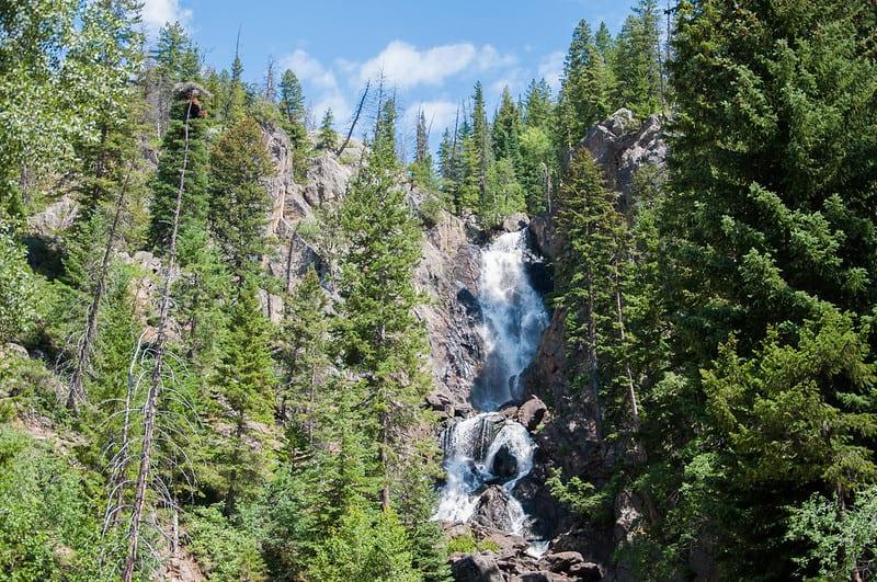 Fish Creek Falls, Steamboat Springs