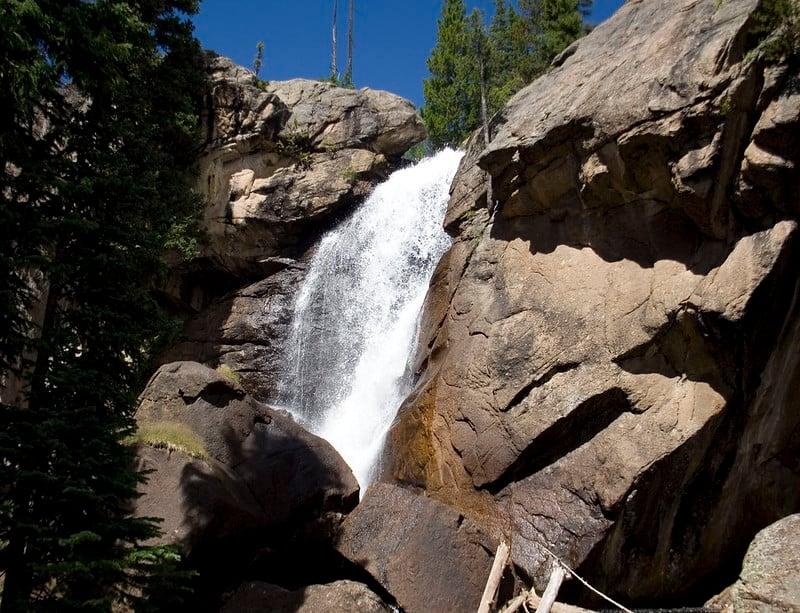 Ouzel Falls, Estes Park