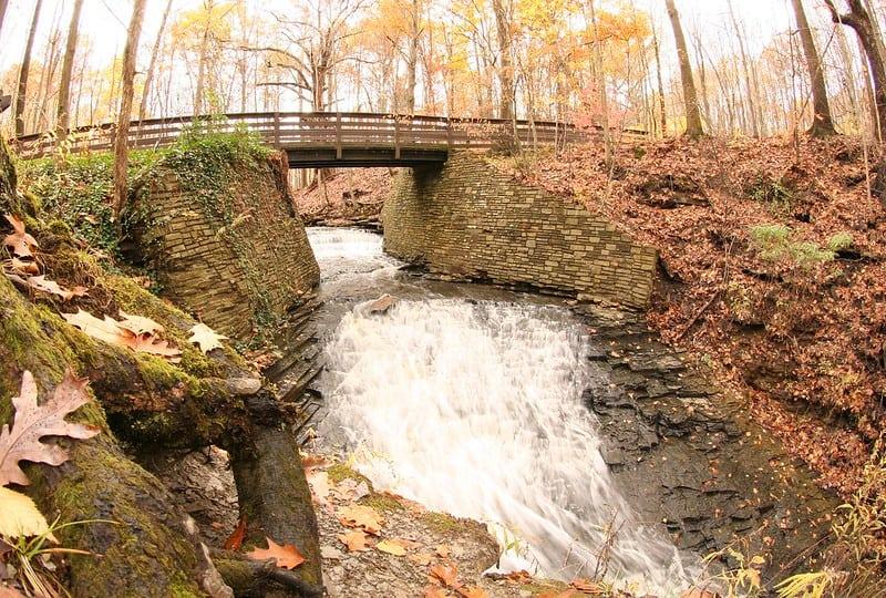 Buttermilk Falls – Cuyahoga Valley National Park