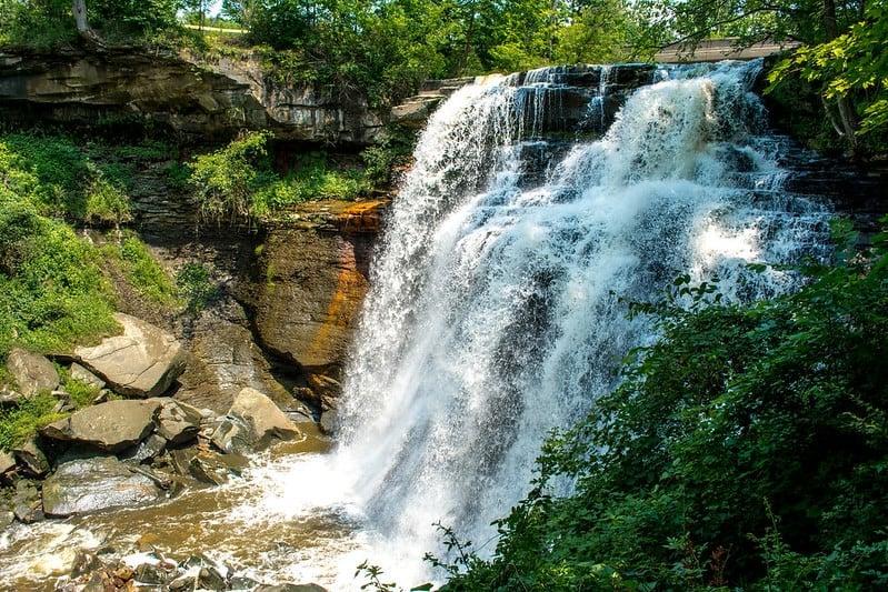 Brandywine Falls – Cuyahoga Valley National Park