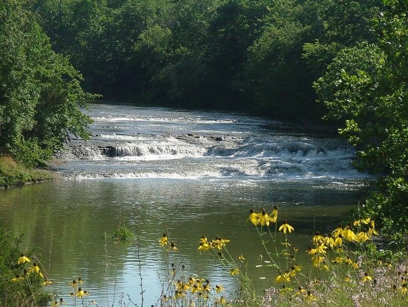 Greenville Falls – Greenville Falls State Natural Area