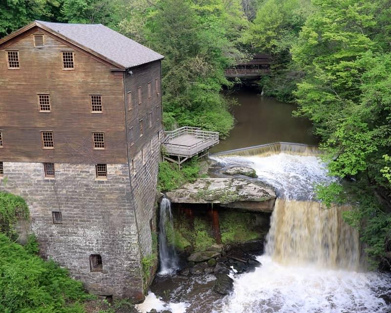 Lanterman's Falls – Youngstown/Mill Creek Park