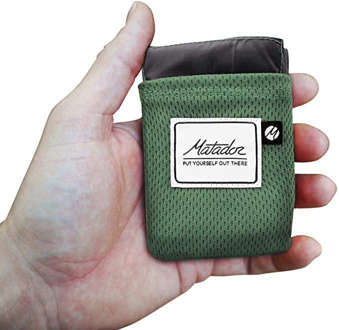 Mini Pocket Blanket