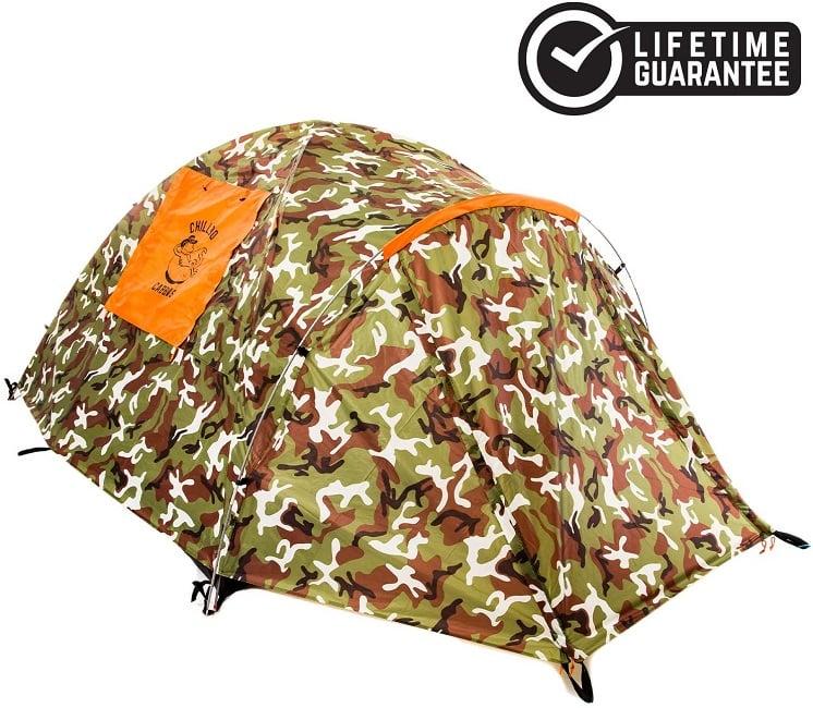 Chillbo Cabbins 2 Person Camping Tent