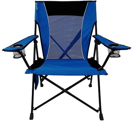 Kijaro Dual Lock Folding Chair