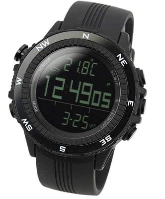 Digital Sports Altimeter Watch