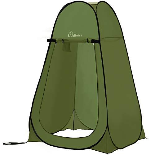 Pop-up Shower Tent