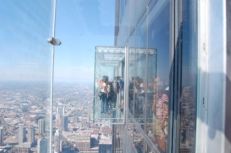 Skydeck Chicago at Willis Tower - Chicago, IL
