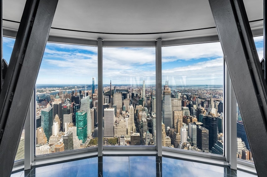 Empire State Building Observation Deck - New York, NY