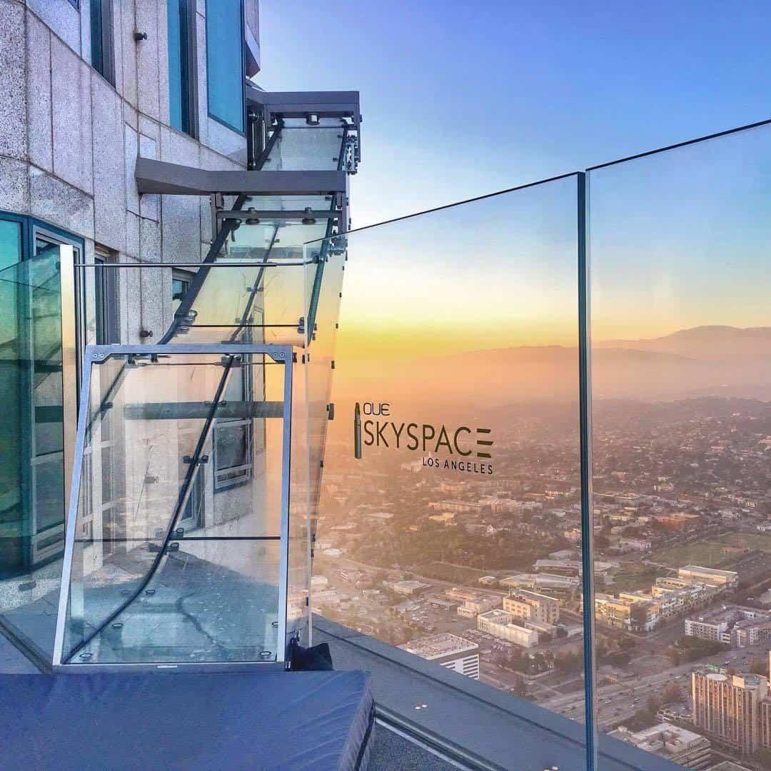 OUE Skyspace LA at US Bank Tower - Los Angeles, CA