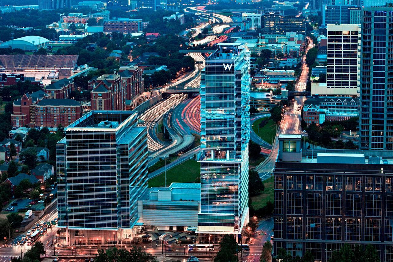 W Atlanta Downtown (Mid-Range)