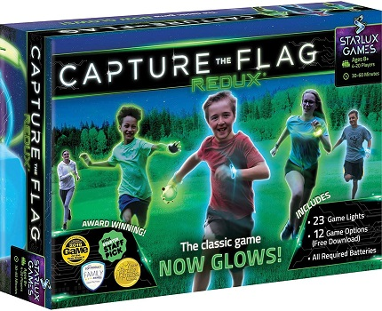 Glow-In-The-Dark Capture The Flag