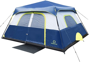 OT QOMOTOP Instant Cabin Tent