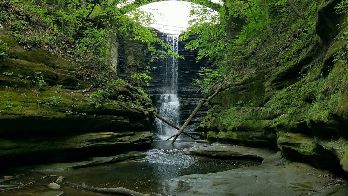 Starved Rock State Park, Illinois