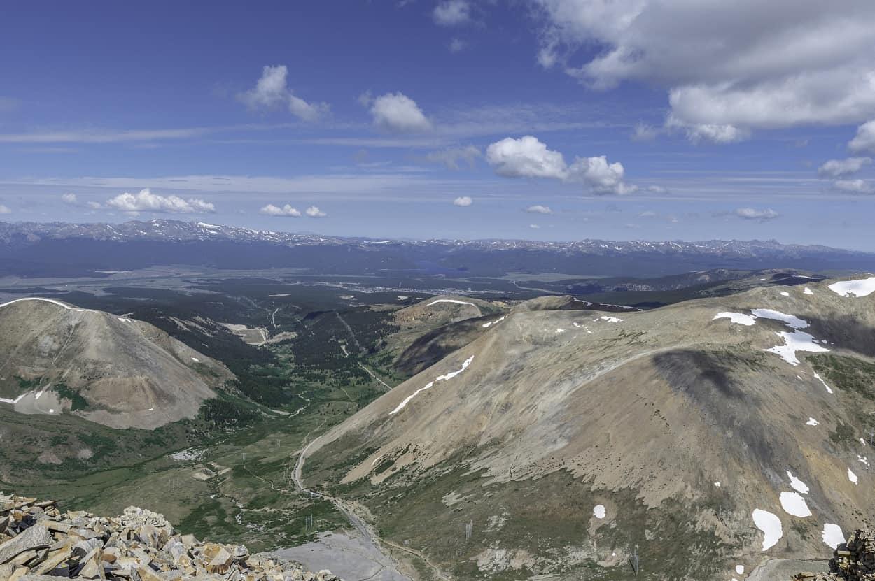 Mt Sherman