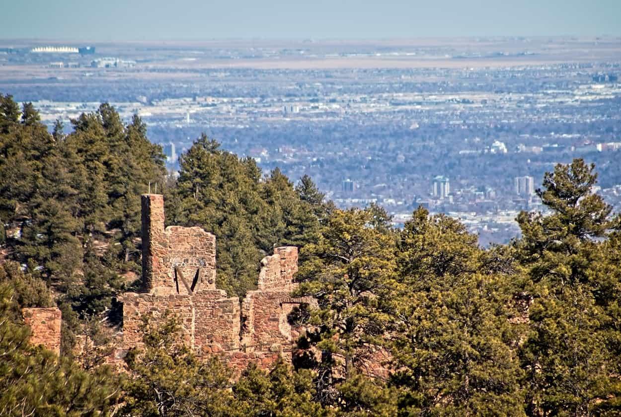 Mount Falcon Castle Loop Trail