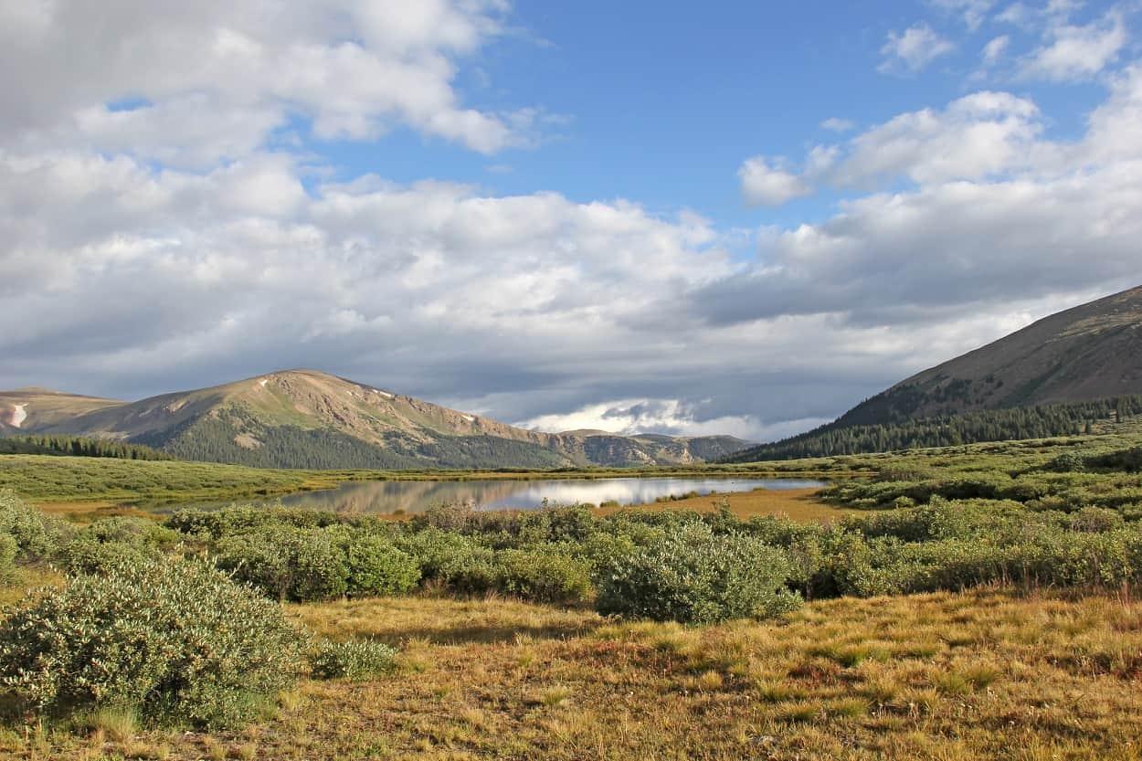 Mount Bierstadt Trail