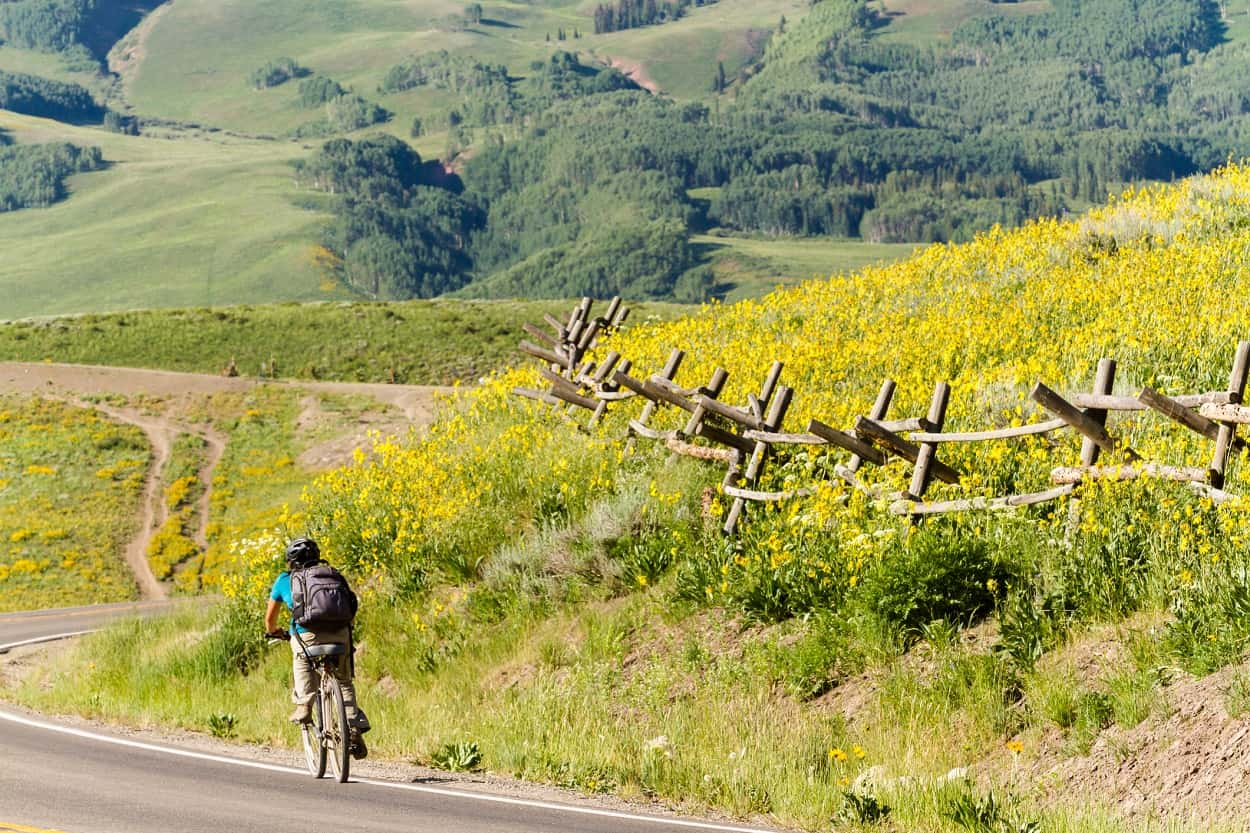 Crested Butte Upper and Lower Loop