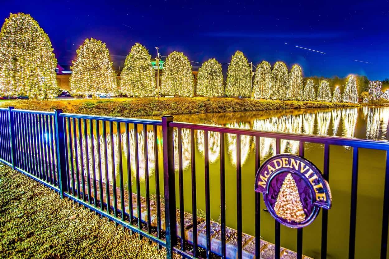McAdenville, North Carolina