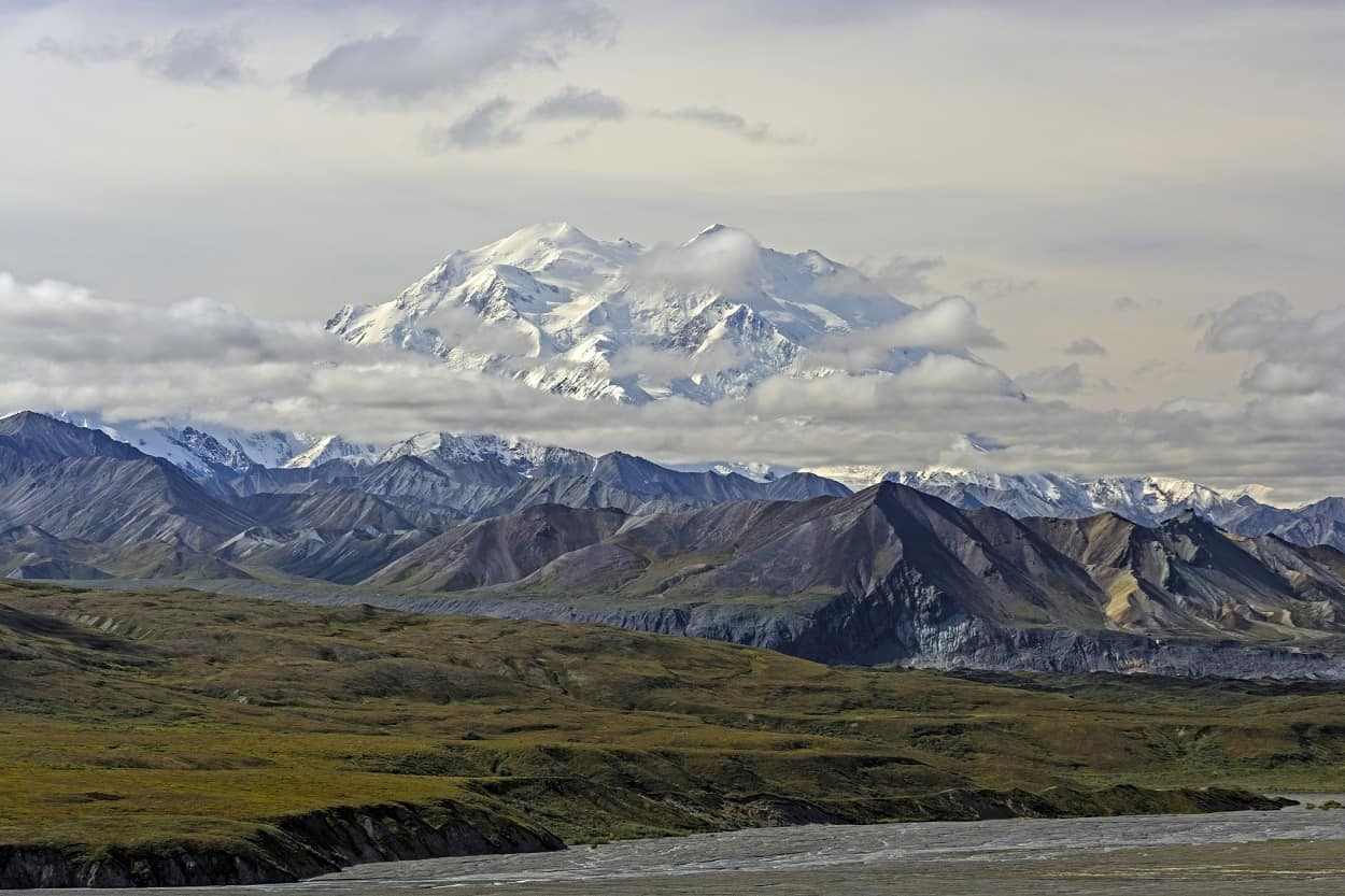 Visit The North & South Viewpoints - See Denali