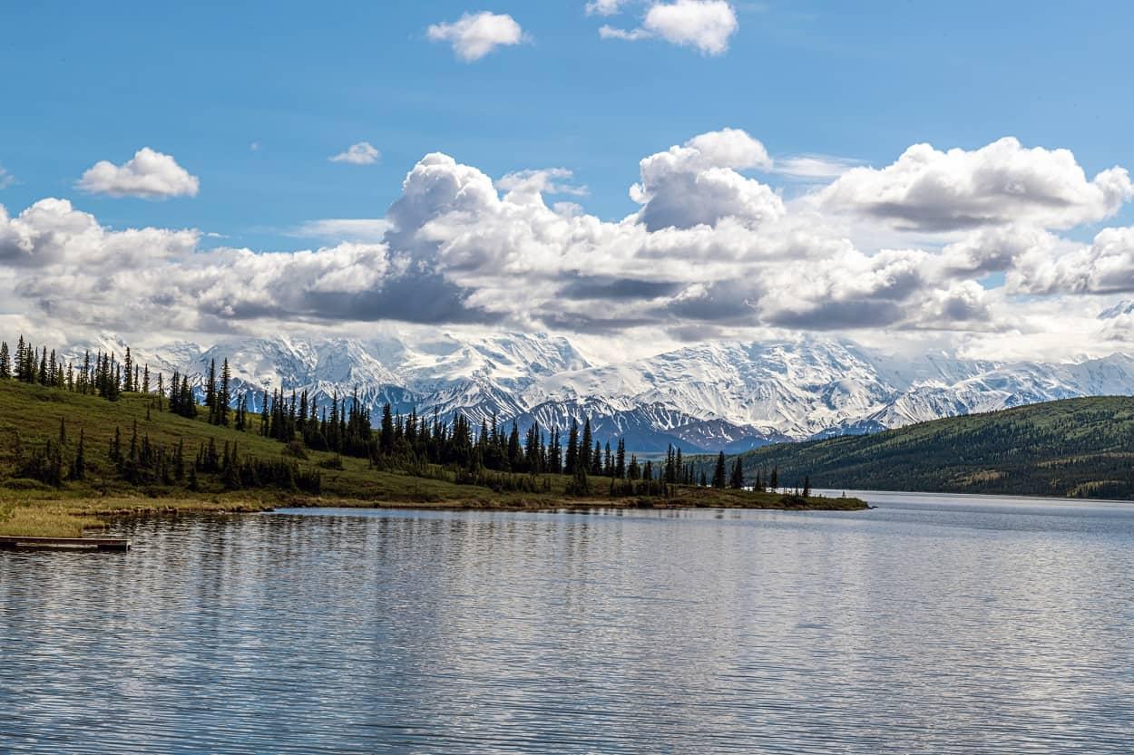 Visit Wonder Lake