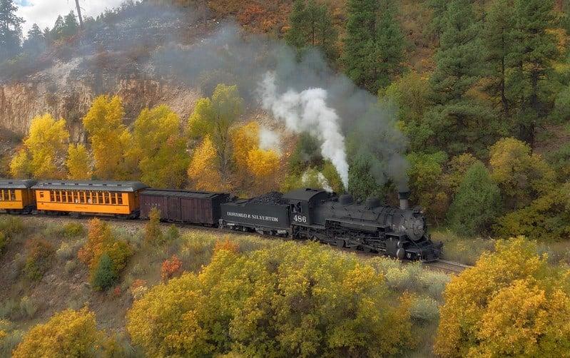 Durango and the Silverton Narrow Gauge Railway
