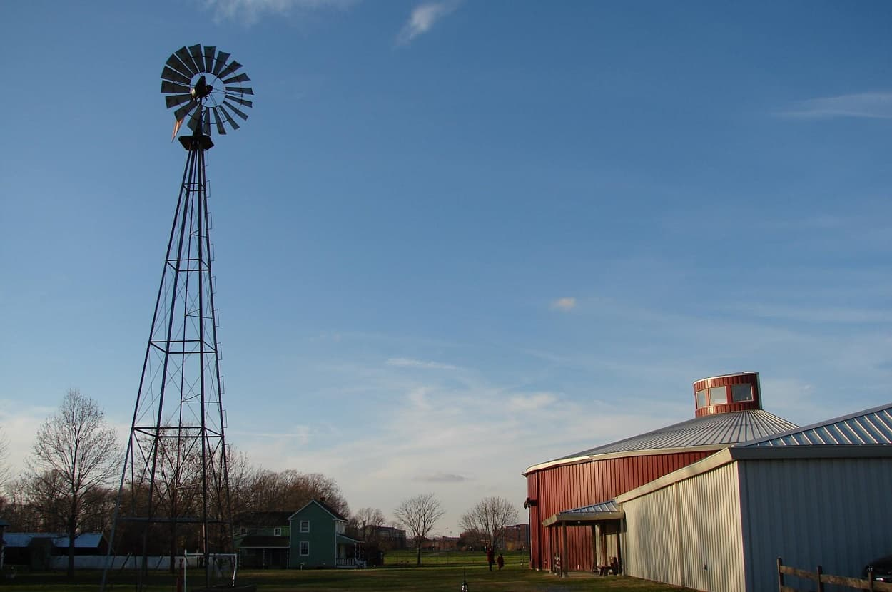 Delaware Agricultural Museum and Village