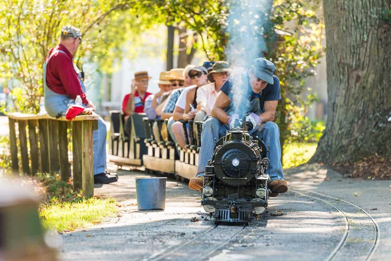 Marshall Steam Museum & Friends of Auburn Heights