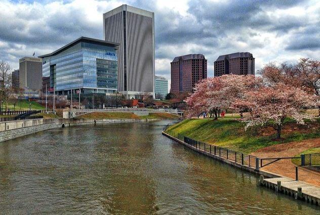 Top 10 Tourist Attractions in Richmond, Virginia