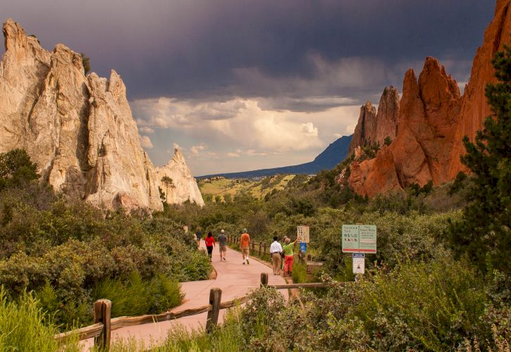 Top 10 Tourist Attractions in Colorado Springs, Colorado
