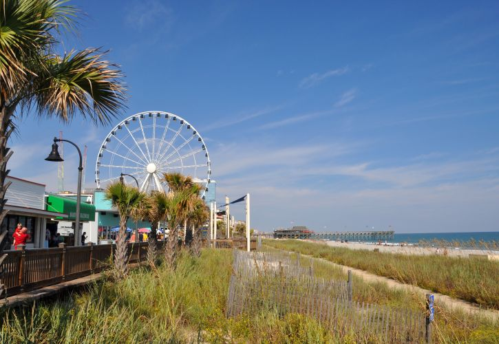 Tourist Attractions In Myrtle Beach