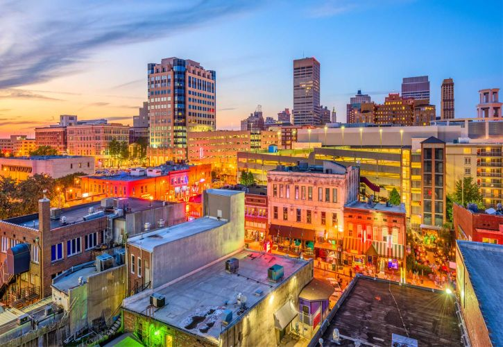 Top 10 Memphis, Tennessee Tourist Attractions