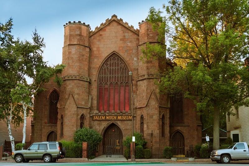 Top 10 Tourist Attractions in Salem, Massachusetts