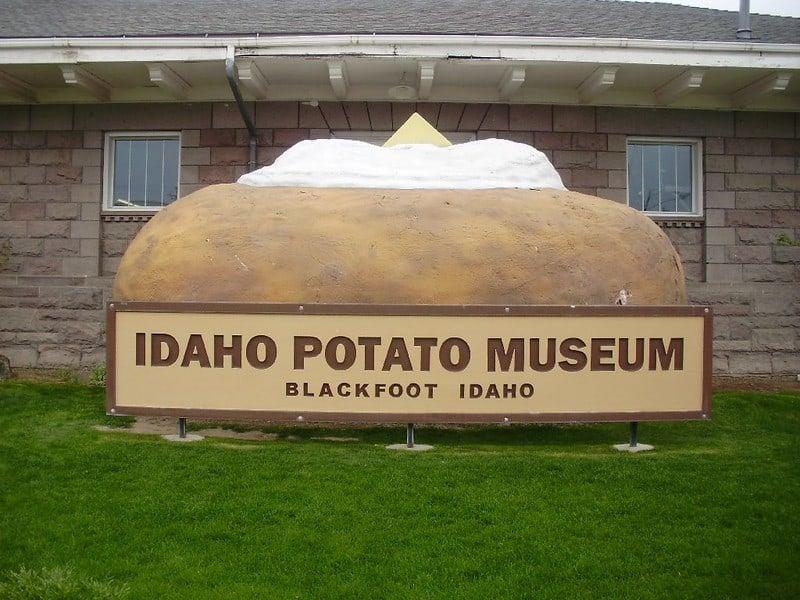 Idaho Potato Museum & Potato Station Café