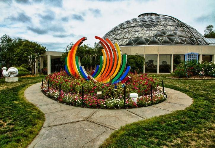 Greater Des Moines Botanical Center