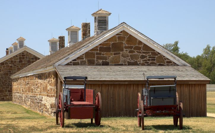 Fort Larned National Historic Site